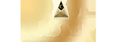 CraftMaster App logo in gold
