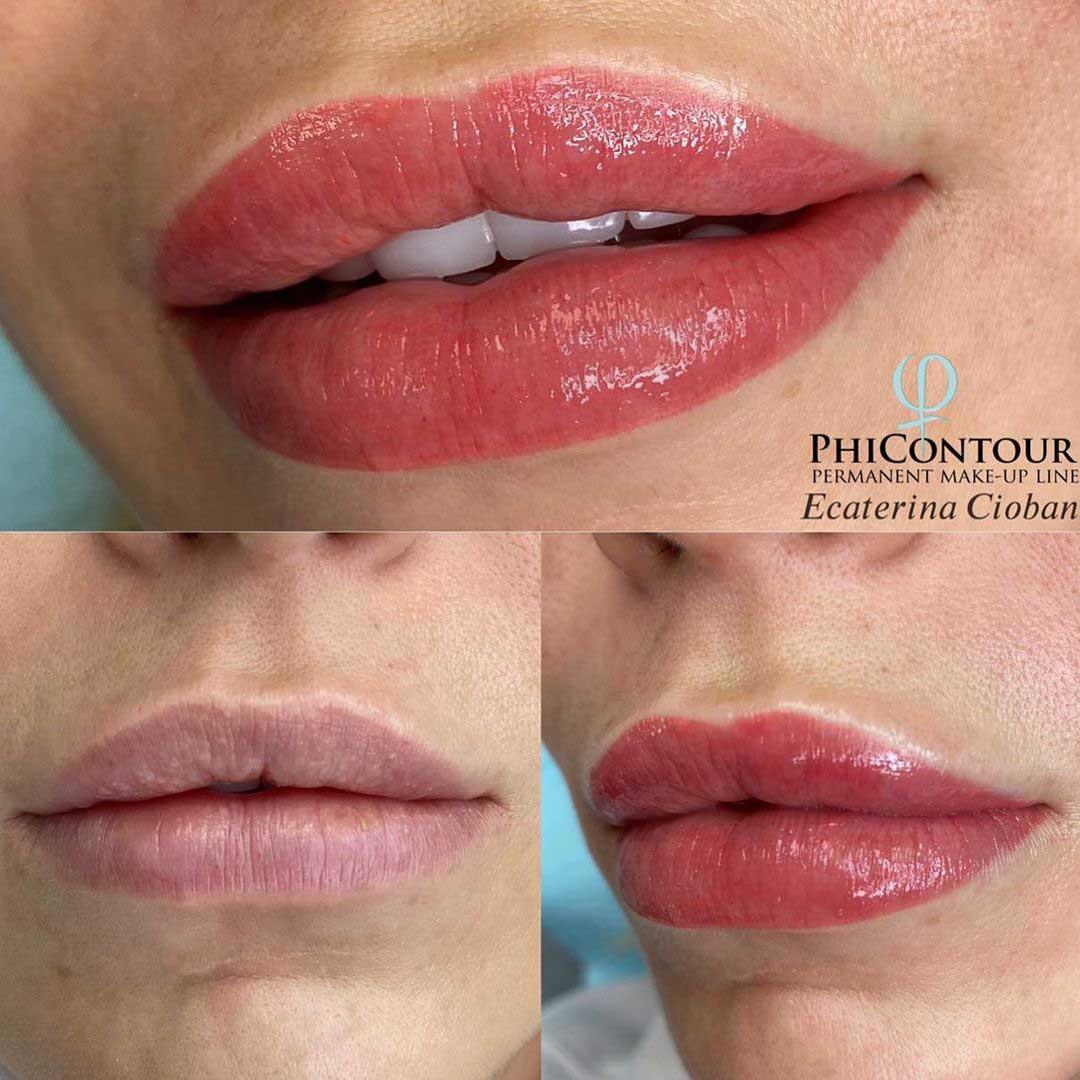 Lip Blush by Master Ecaterina Cioban