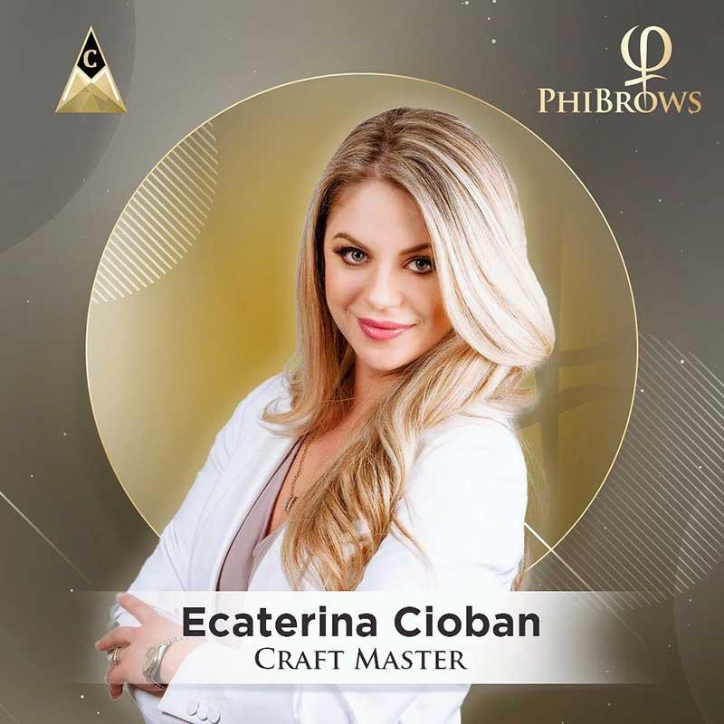 Craft Master Ecaterina Cioban
