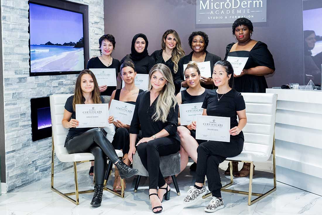 microblading course Montreal
