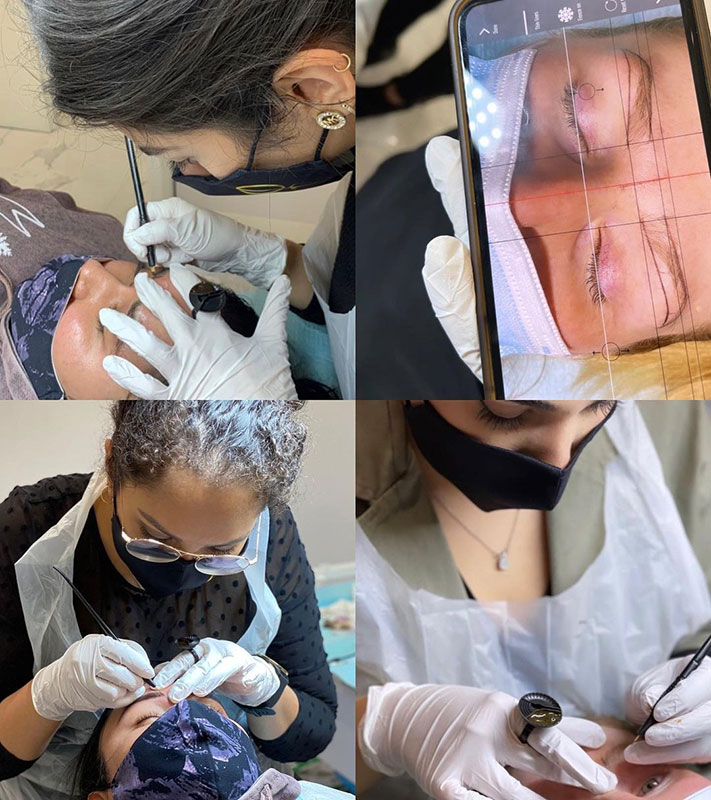 What will you learn in microblading course Montreal